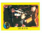Paul Sorvino autographed trading card Dick Tracy (ip)