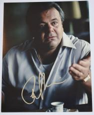 Paul Sorvino Signed Autographed 11x14 Photo Goodfellas COA