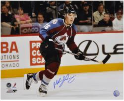 Paul Stastny Autographed Photo - 16x20 - Mounted Memories