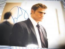 PAUL WESLEY SIGNED AUTOGRAPH 8x10 PHOTO VAMPIRE DIARIES IN PERSON COA AUTO G