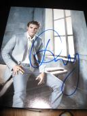 PAUL WESLEY SIGNED AUTOGRAPH 8x10 PHOTO VAMPIRE DIARIES IN PERSON SEXY HUNK B