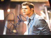 PAUL WESLEY SIGNED AUTOGRAPH 8x10 PHOTO VAMPIRE DIARIES IN PERSON SEXY HUNK I