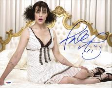Pauley Perrette Navy Ncis Signed 11X14 Photo PSA/DNA #Q85660