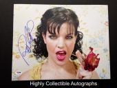 Pauley Perrette Signed 11x14 Photo Psa Dna Coa Autograph Ncis Abby