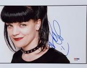 Pauley Perrette Signed 8x10 Photo Abby Sciuto NCIS PSA/DNA Y34666 Auto