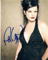 Pauley Perrette Signed Autographed 8x10 Photo NCIS 99 COA VD