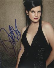 Pauley Perrette Signed NCIS Authentic Autographed 8x10 Photo (PSA/DNA) #Q46435