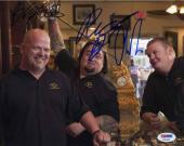 Pawn Stars Cast Autographed Signed 8x10 Photo Certified Authentic PSA/DNA COA