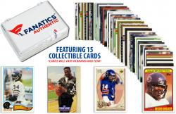 Walter Payton Chicago Bears Collectible Lot of 15 NFL Trading Cards - Mounted Memories
