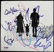 Pearl Jam (5) Eddie Vedder Signed Last Soldier 7 Inch Single PSA/DNA #Q02758