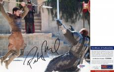 Pedro Pascal Signed 8x10 Game of Thrones Oberyn Martell The Red Viper PSA/DNA