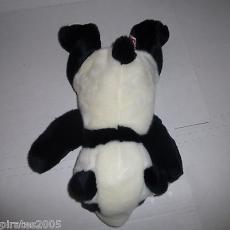 Peking The Panda Ty Beanie Buddy Baby Plush Stuffed Animal