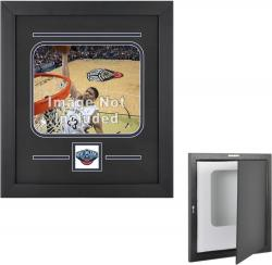 "New Orleans Pelicans 8"" x 10"" Horizontal Setup Frame with Team Logo - Mounted Memories"