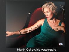 Penelope Ann Miller Signed 11x14 Photo Autograph Psa Dna Coa