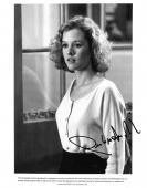 Penelope Ann Miller Signed Carlitos Way Auto 8x10 B/W Photo PSA/DNA #AB55295