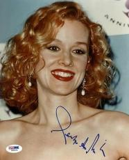 Penelope Ann Miller The Artist Signed 8x10 Photo Psa/dna #i84824