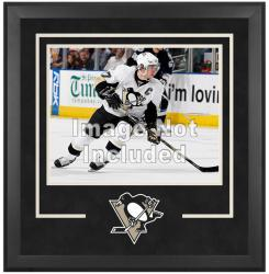 "Pittsburgh Penguins Deluxe 16"" x 20"" Horizontal Photograph Frame - Mounted Memories"