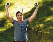 Penn Badgley Signed 8x10 Photo