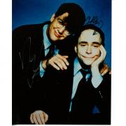 Penn & Teller Autographed 8x10 Photo