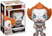 Pennywise IT with Boat #472 Funko Pop!