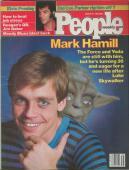 People Weekly Magazine August 31 1981 Star Wars Mark Hamill Yoda