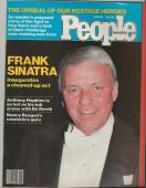 People Weekly Magazine February 2 1981 Frank Sinatra