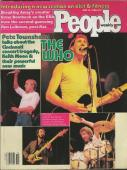 People Weekly Magazine May 12 1980 Pete Townshend The Who Erma Bombeck