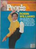 People Weekly Magazine September 13 1982 Robin Williams