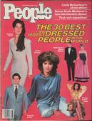 People Weekly Magazine September 20 1982 Nancy & Ronald Reagan Prince Charles