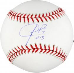 Neifi Perez Chicago Cubs Autographed Baseball