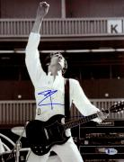 "Pete Townshend Autographed 11"" x 14"" Hand in Air Photograph - Beckett COA"