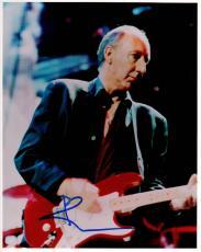 Pete Townshend Autographed Signed 8x10 Photo Uacc Rd COA AFTAL