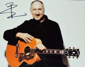 Pete Townshend Signed - Autographed THE WHO Guitarist 11x14 inch Photo - Guaranteed to pass PSA or JSA
