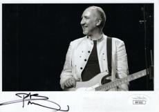 PETE TOWNSHEND HAND SIGNED 5x7 PHOTO       AWESOME+RARE      THE WHO      JSA