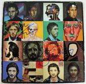 Pete Townshend & Roger Daltry The Who Signed Album Cover W/ Vinyl JSA #F77930