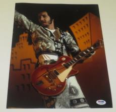 Pete Townshend Signed 11x14 Photo The Who Authentic Autograph Psa/dna Coa A