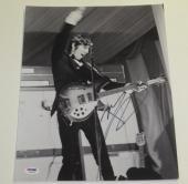 Pete Townshend Signed 11x14 Photo The Who Authentic Autograph Psa/dna Coa B