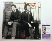Pete Townshend Signed Album w/ Ronnie Lane Annie/Street in the City JSA AUTO