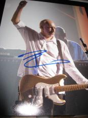 PETE TOWNSHEND SIGNED AUTOGRAPH 11x14 PHOTO THE WHO CONCERT SHOT IN PERSON COA D