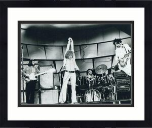 Pete Townshend Signed Autograph 11x14 Photo - The Who Legend, Who's Next, Tommy