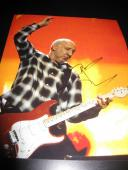PETE TOWNSHEND SIGNED AUTOGRAPH 8x10 PHOTO THE WHO CONCERT GUITAR COA AUTO L