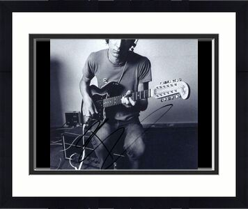 Pete Townshend Signed Autograph 8x10 Photo - The Who Legendary Guitarist, Rare!