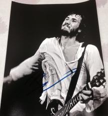 Pete Townshend Signed Autograph Classic Vintage The Who Legend 11x14 Photo Coa C