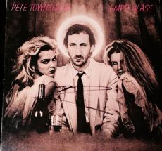 "Pete Townshend Signed Autograph Original The Who ""empty Glass"" Album Vinyl Lp"
