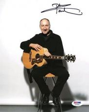 PETE TOWNSHEND SIGNED AUTOGRAPHED 8x10 PHOTO THE WHO PSA/DNA