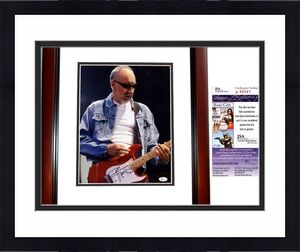 Pete Townshend Signed - Autographed The WHO Guitarist 11x14 inch Photo + JSA Certificate of Authenticity