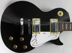 Pete Townshend Signed Electric Guitar The Who Psa/dna #w78133