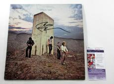 Pete Townshend Signed LP Record Album The Who Who's Next w/ JSA AUTO