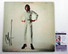 Pete Townshend Signed LP Record Album Who Came First w/ JSA AUTO