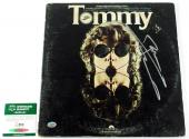 Pete Townshend Signed Soundtrack Record Album Tommy w/ SGC AUTO